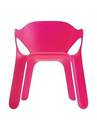 Magis Stuhl 4er Set Easy Chair pink