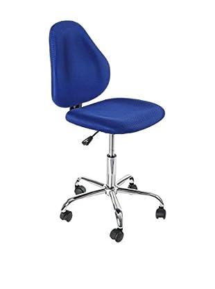 Bürostuhl Bastille blau