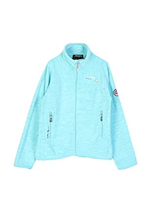 GEOGRAPHICAL NORWAY Polaire Polaire Lady Turquoise