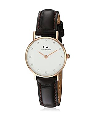 Daniel Wellington Orologio con Movimento Giapponese Woman DW00100061 26 mm