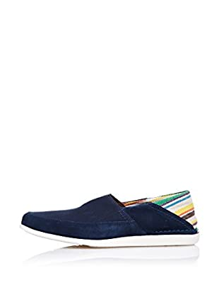 Rockport Zapatos Casual CT Slip On (Azul)