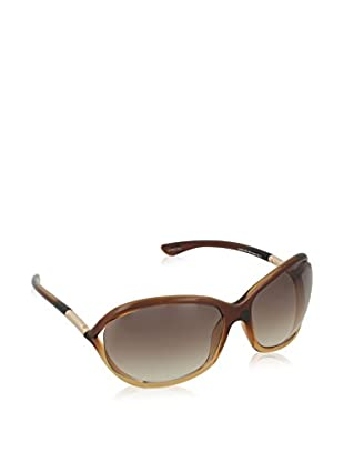 Tom Ford Gafas de Sol FT0008 50F (61 mm) Marrón