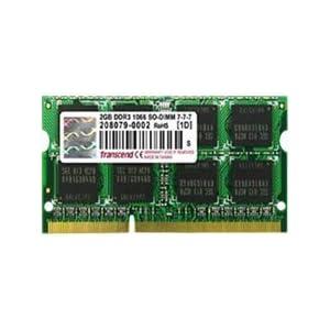 Transcend DDR3 4GB Notebook RAM