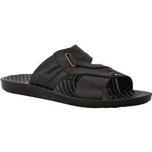 Bata Men Formal Sandals - Size 10 | Article Code - 8716907 | Colour : BLACK