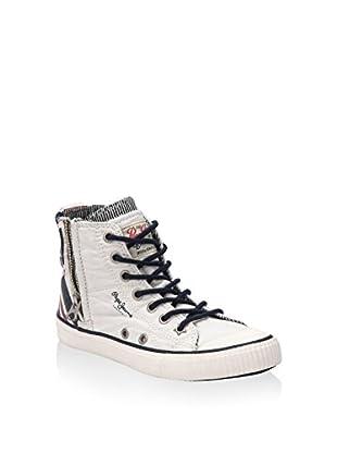 Pepe Jeans Zapatillas abotinadas Industry Jack Zip