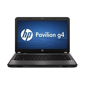 HP G4-1303AU 14-inch Laptop (A Series Dual Core A4/2GB/500GB/DOS//without Laptop Bag), Charcoal Grey