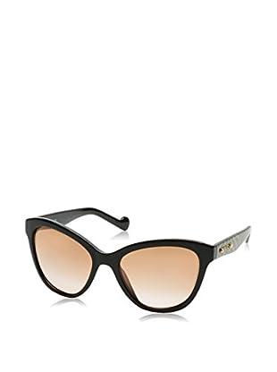 Liu Jo Sonnenbrille LJ613S 55 18 135 004 (55 mm) schwarz/goldfarben