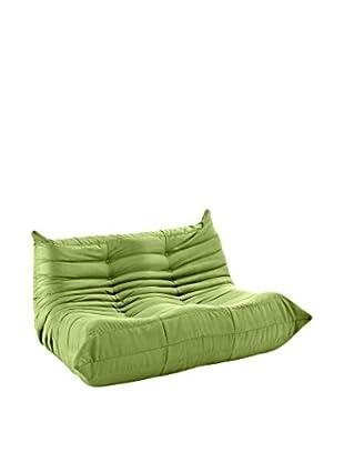 Modway Waverunner Loveseat, Green