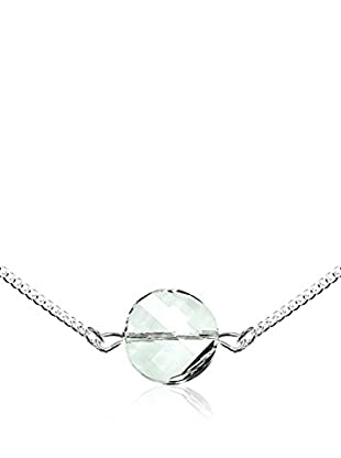 So Charm with Crystals from Swarovski Collar  Transparente