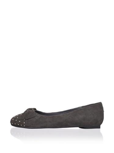 J. Loren Kid's Debra Dress Shoe (Grey)