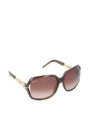Gucci Sonnenbrille 3584/N/S J60KS59 havanna