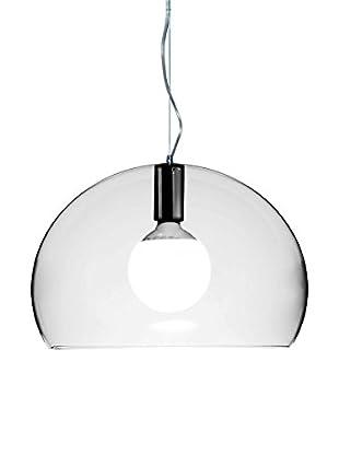 Kartell Pendelleuchte LED Fl/Y Small kristall
