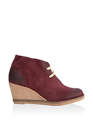 Cable Keil Stiefelette