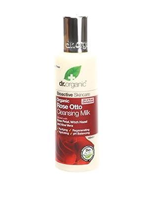 Dr Organic Latte Detergente Rose Otto 150 ml