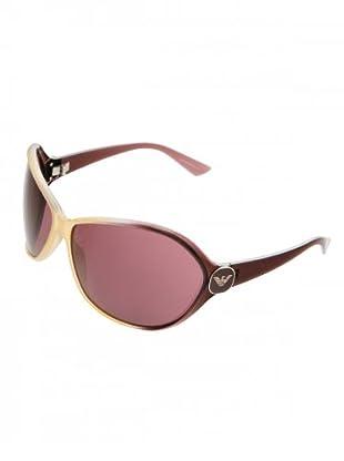 Emporio Armani Damen Sonnenbrille 1005724 (bordeaux/beige)