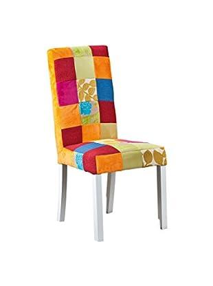 13 Casa Stuhl 2er Set Maiorca 4 mehrfarbig