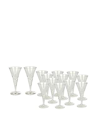 Uptown Down Set of 14 Previously Owned Sherry Glasses