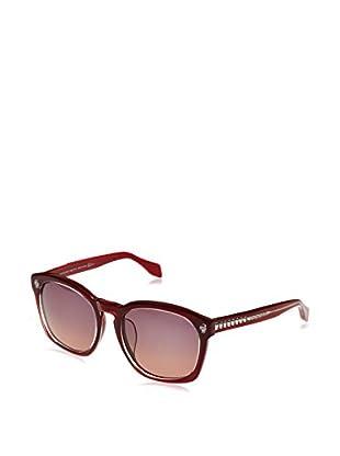 Alexander McQueen Gafas de Sol AMQ4282/F/S (55 mm) Burdeos