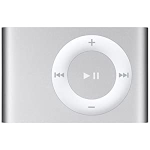 Mono Mini Mp3 Player Silver - 8gb