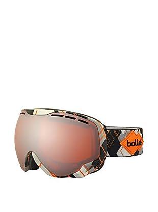 BOLLE Máscara de Esquí Emperor Gris / Naranja