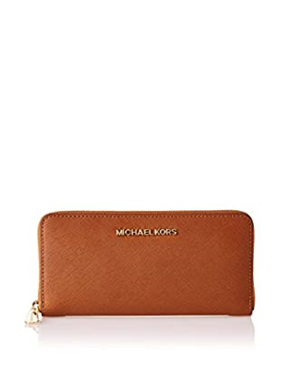 Michael Kors Cartera Jet Set Travel Saffiano Continental Wallet