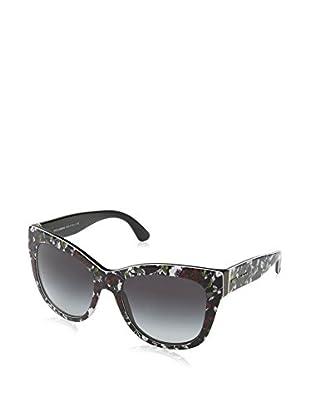 Dolce & Gabbana Gafas de Sol 4270 30198G (55 mm) Negro
