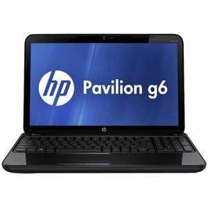 "HP Pavilion G6-2016TX 15.6"" Laptop-Black"