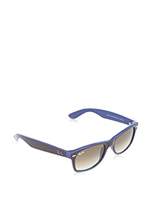 Ray-Ban Gafas de Sol New Wayfarer 2132 874 (52 mm) Marrón / Azul