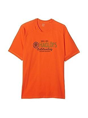 Haglöfs Camiseta Manga Corta Climatic Tees