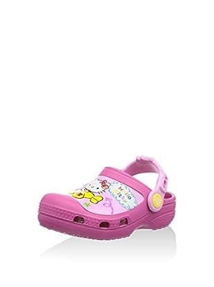 Crocs Pantolette CCHKityPlnClgEU