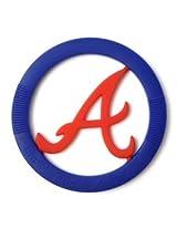 Chewbeads MLB Gameday Teether - Atlanta Braves