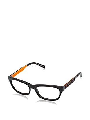 D Squared Gestell Dq5095 (54 mm) schwarz/orange