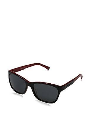Emporio Armani Sonnenbrille EA400450618756 (56 mm) schwarz/rot