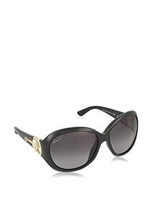 GUCCI Sonnenbrille 3712/N/S HD D28 (64 mm) (59 mm) schwarz