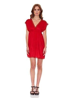 Candora Vestido Alonza (Rojo)