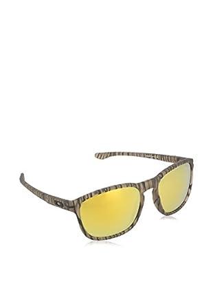 OAKLEY Sonnenbrille Mod. 9223 922327 (55 mm) beige/schwarz