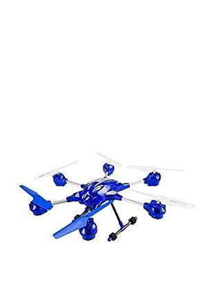 F&P Drone Hexa Infiltrator Azul