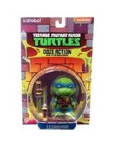 Teenage Mutant Ninja Turtles Ooze Action Glow In The Dark Series Leonardo Action Figure
