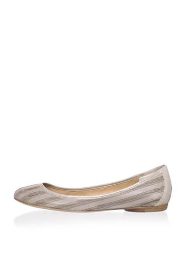 Sigerson Morrison Women's Boteno Ballet Flat (Taupe)