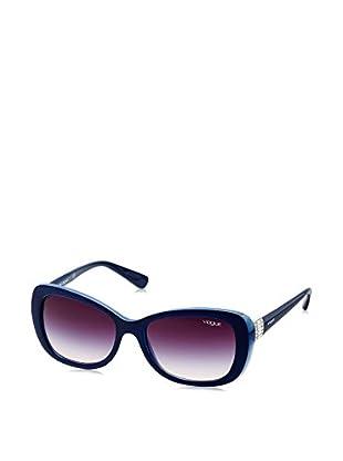 Vogue Gafas de Sol Mod. 2943SB 238836 (55 mm) Azul Oscuro