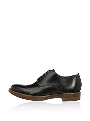 Rocco P. Zapatos Clásicos RS728C/749U MARRONE 69/ROCCO P. (Negro)