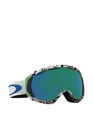 Oakley Skibrille 7047 704704 grau/blau