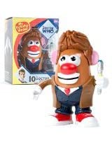 Doctor Who Mr. Potato Head - The Tenth Doctor - Action Figure Toy - 6.5 Tall