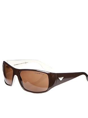 Emporio Armani Gafas marrón / crema
