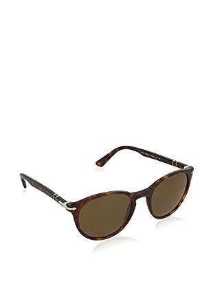 Persol Gafas de Sol Polarized Polarized Mod. 3152S 901557 (52 mm) Havana