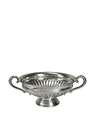 Winward Metal Bowl, Silver