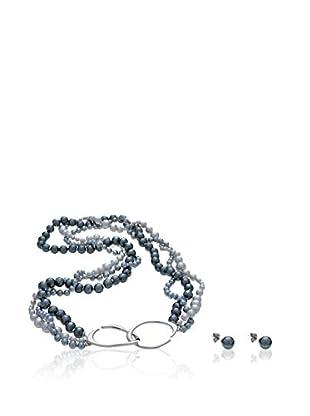 Misaki Conjunto de collar y pendientes Spirit