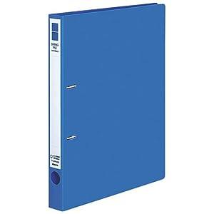 【クリックでお店のこの商品のページへ】KOKUYO フ-UDR420NB Dリングファイル<ER>20mm青