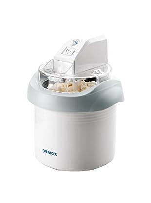 NEMOX  Eismaschine NX34500710 weiß/grau