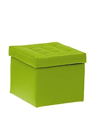 13 Casa Hocker mit Stauraum Toy A11 grün